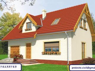 Proiectaarea caselor individuale, Reconstructie, structuri metalice etc.