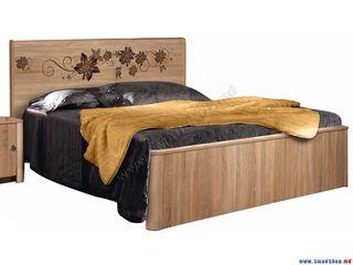 Set dormitor veneția - credit de la 6 - 36 luni! livrare gratuita!