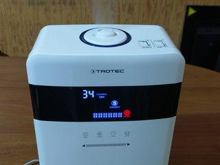 Atentie !!! Cel  mai bun pentru camera bebelusilor umidificator cu ionizator si aroma terapie Trotec