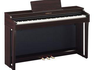 Yamaha CLP-625 Clavinova - Pian digital cu 88 de clape, 256 note polifonice, 10 voci