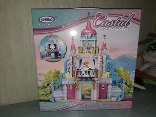 Конструкторы Princess новые для девочек от 3-х лет.