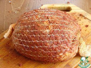 Сетка формовочная эластичная, для колбас, копчения и других мясных деликатесов.