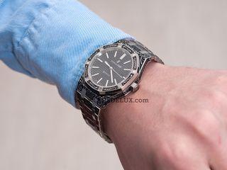 Audemars Piguet Limited Silver