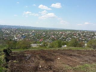 Vînd urgent teren p/u construcția casei în Bubuieci, str. Cotul Morii
