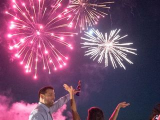 Focuri de artificii pentru nunta ta!