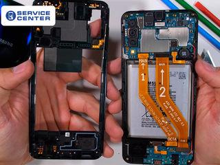 Samsung Galaxy A50 (2019) A505, Bateria nu se încarcă? Îl vom înlocui fără probleme!