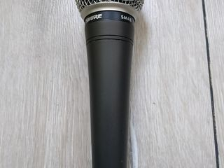 Shure SM 48 made in Mexico