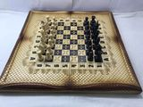 нарды шахматы резные картина*Печенька*эксклюзив
