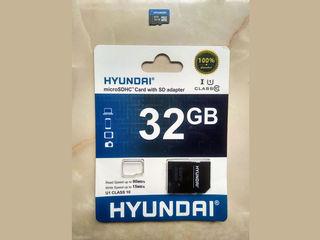Карта памяти MicroSD 32GB + гарантия