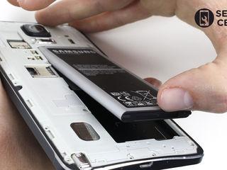 Samsung Galaxy Note 4 Edge (N915)  Se descară bateria? Noi rapid îți rezolvăm problema!