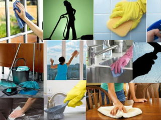 Oferim curatenii generale in case,vile, apartamente, curatenii dupa reparatie-spalarea geamurilor