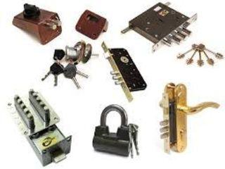 Deschiderea/deblocarea lacatilor. Аварийное вскрытие и замена замков(двери,сейфы,гаражы)