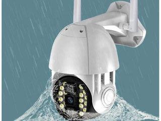 Camere de supraveghere cu detectie audio si video