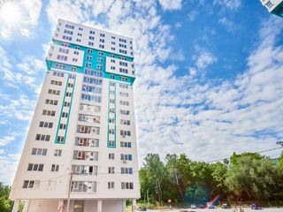Panoramic, Melestiu, 3 camere + living, 93 mp, 65000 € !