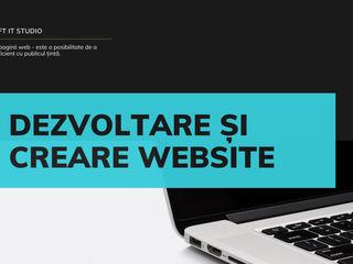 Dezvoltarea și crearea de business site