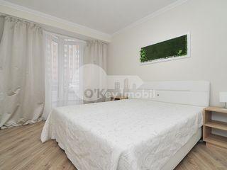 Apartament în bloc nou, dormitor și living, Centru, 380 €