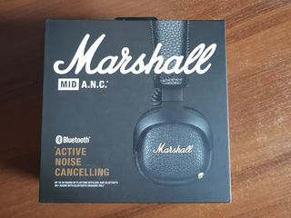 Marshall, Bang and Olufsen, Sony (новые запечатанные)