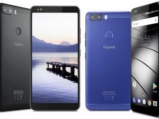 Новинка! Немецкие смартфоны Gigaset (Siemens) Гарантия 2 года. Кредит без первого взноса.