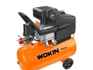 Compresor de aer wokin 24l super pret