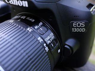 Canon EOS 1300D . Новый в упаковке , Тип камеры - зеркальная. Объектив - В Koмплекте!