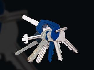 Дублирование ключей для механических замков