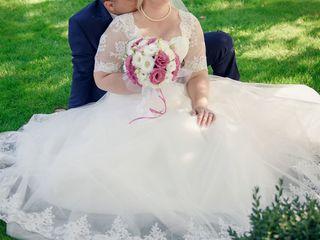 800 лей. Продам свадебное платье размер L. не венчаное.