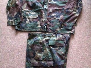 Камуфляжный костюм-550 лей