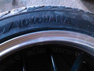 Yokohama Advan 255/35 Zr18