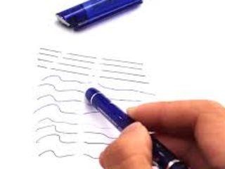 Stilouri cu cerneala care se sterge