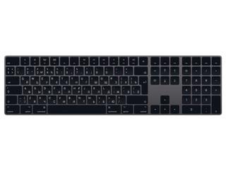 Клавиатура Apple Magic MRMH2RS/A Bluetooth/ Space Серый