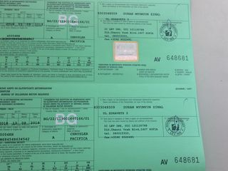 Asigurari imatriculari cartea verde testarea revizia tehnica bulgaria