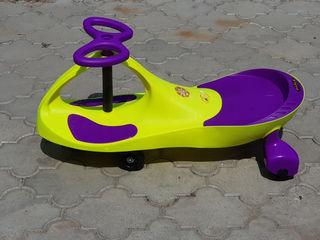 Новинка! Очень интересная детская машина Плазмакар. Smartcar. Новая. 690 лей. Смотрите видео!