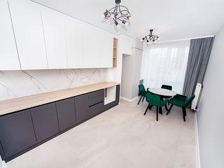 Vind apartament cu 2 odai separate de mijloc/ Buiucani str. Alba Iulia/ Astercon/ euroreparatie