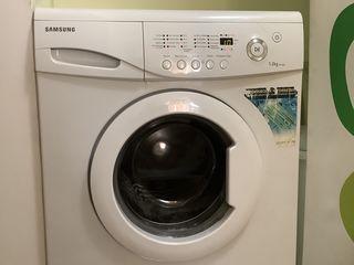 Vindem mașina de spălat rufe <<Samsung>>