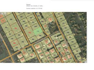 Se vinde, teren p/t constructii locative, 6 ari, infrastructura si comunicatii..  or.Codru