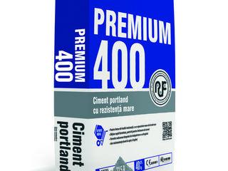Ciment în saci marca 400 premium