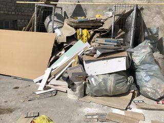 Вывоз мусора без пыли и шума