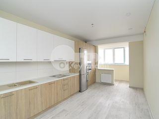 Apartament cu 2 camere, reparație euro, Botanica, 430 € !