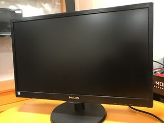 "Philips 22"" 223V5LSB Full HD LED"