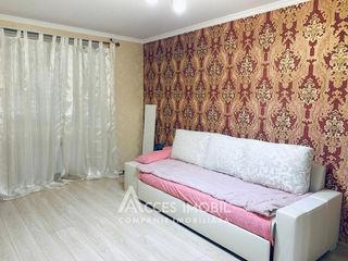 str. N. Dimo, Râșcani, 1 cameră + living. Euroreparație!