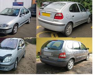Renault Megane 1,2,3,4   Scenic 1, 2 ,3  Diesel /Benzin   Dacia !