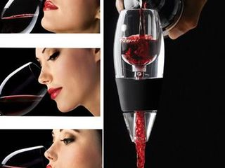 Magic Decanter Deluxe Wine Arator!!! Cadoul perfect pentru un iubitor de vin!