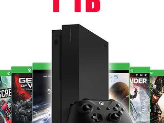 Новый! XBOX ONE S 1TB + 20 игр + Mortal Kombat 11! Гарантия!