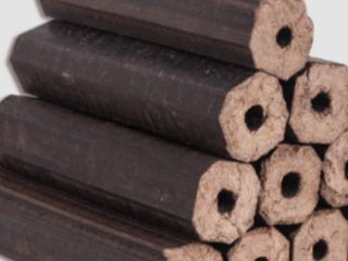 Brichete pini-kay lemn dur