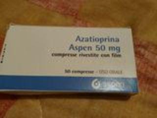 Азатиоприн (Azatioprina) Aspen