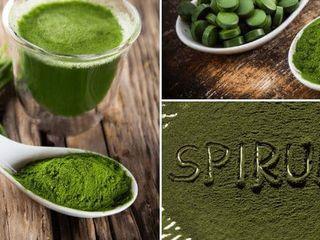 Despre spirulina, alga miraculoasă: beneficii, proprietăți, consum - Republica BIO