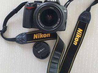Aparat foto Nikon D3000 / фотоаппарат D 3000