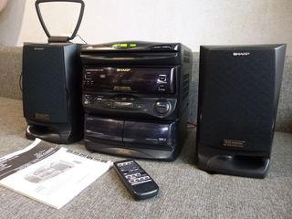 2 audiosisteme. Nu scumpe. Sunet calitativ.