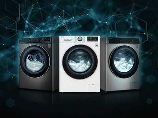 LG - лучшие стиральные машины!