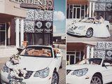 Cabrioleta Chrysler Sebring - Nunti, Fotosesii, plimbari romantice